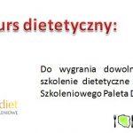 Konkurs: Do wygrania szkolenie dietetyczne
