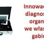 Innowacyjna diagnostyka organizmu we własnym gabinecie