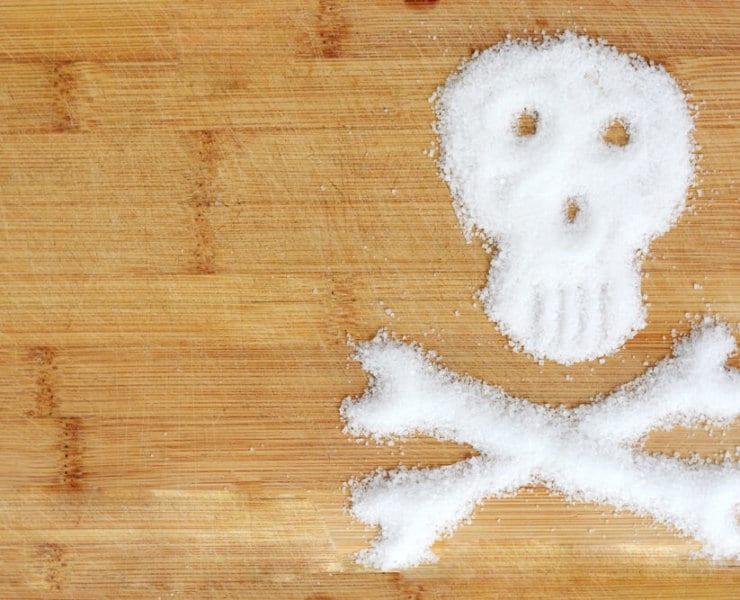 cukier biała śmierć