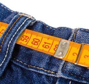 zgubić tłuszcz