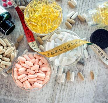 suplementy diety odchudzanie