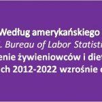 Wzrost rynku pracy dla dietetyków