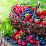 owoce przeciwutleniacze