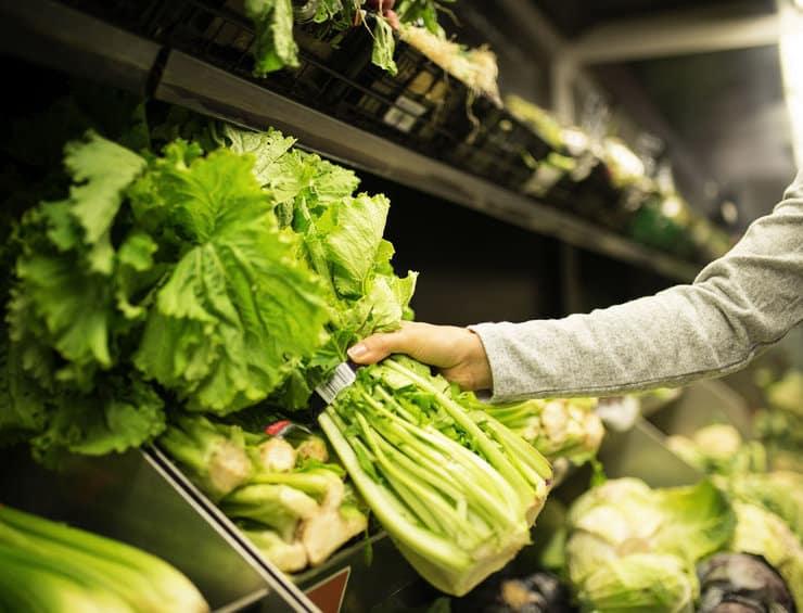 jak wybierać warzywa liściaste