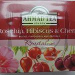 Ahmad – Herbata Rosehip, Hibiscus & Cherry