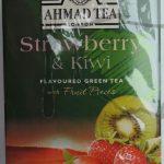 Ahmad – Herbata Zielona Strawberry & Kiwi