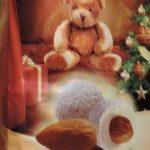 Lindt czekolada mleczna nadziewana truflą pomarańczową i przyprawionym nugatem
