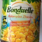 Bonduelle Kukurydza Złocista - Naturalnie Słodka