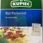Kupiec – Ryż Parboiled