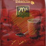 Rausch - Ecuador Czekolada Pitna 70%