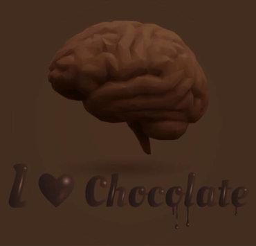 czekolada mózg