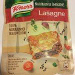 Knorr Naturalnie Smaczne – Lasagne