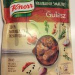 Knorr Naturalnie Smaczne – Gulasz