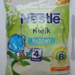 Nestle Kleik Ryżowy