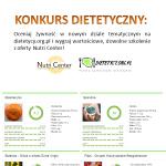 KONKURS: Do wygrania szkolenie dietetyczne Nutri center!