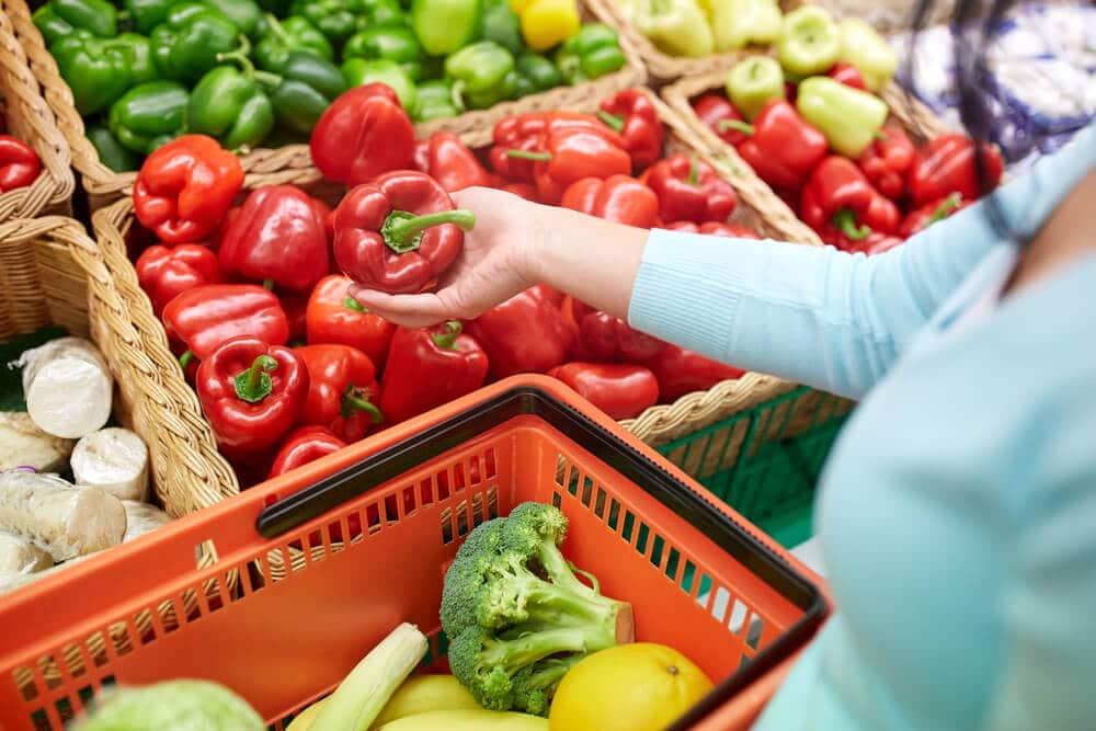 gdyby warzywa były tańsze
