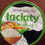 Serek wiejski łaciaty naturalny
