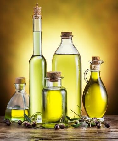 oleje oliwy