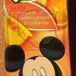 Tymbark – napój z pomarańczy, brzoskwiń i cytryn z zagęszczonych soków