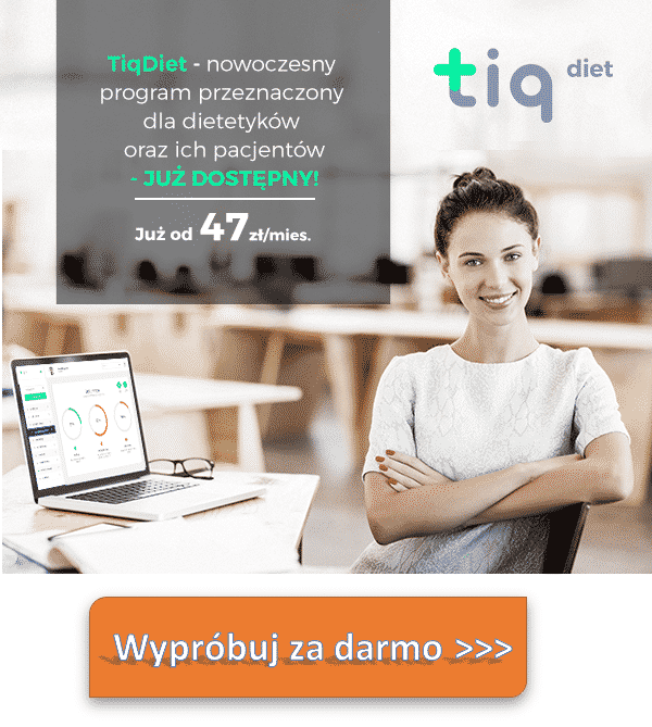 Program dla dietetyków -Tiqtiq