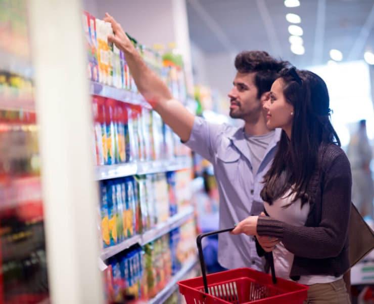 zakupy supermarket