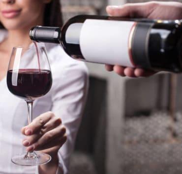 czerwone wino pcos