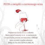PCOS a związki z czerwonego wina – najnowsze wyniki badań