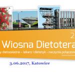 Śląska Wiosna Dietoterapii 2017