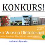 KONKURS: Śląska Wiosna Dietoterapii 2017