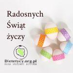 Radosnych Świąt życzy DIETETYCY.ORG.PL!
