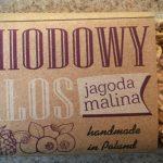 Miodowy Kłos - Jagoda Malina