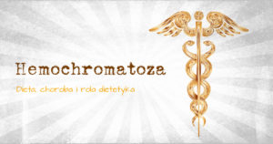 hemochromatoza dieta