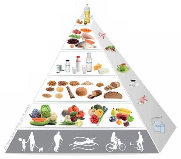 Piramida Zywieniowa I Opis Obowiazujaca W 2019 Piramida Zywieniowa