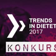 Konkurs Trends in Dietetics 2017