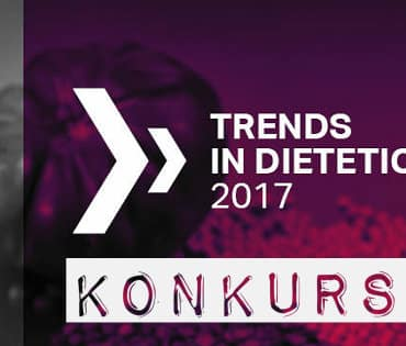 Konkurs Trends in Dietetics 2017