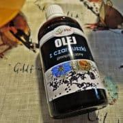 olej z czarnuszki vivio