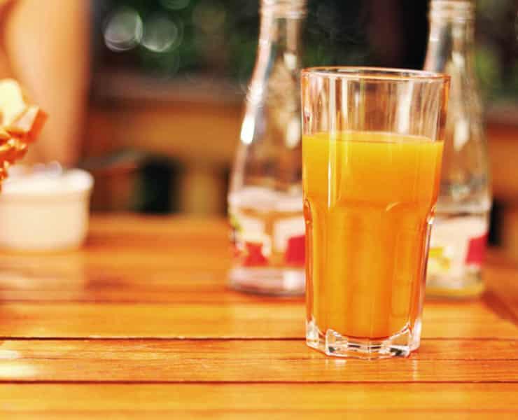 sok pomarańczowy w diecie seniora