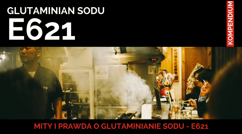 E621 glutaminian sodu