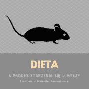 dieta a proces starzenia się u myszy