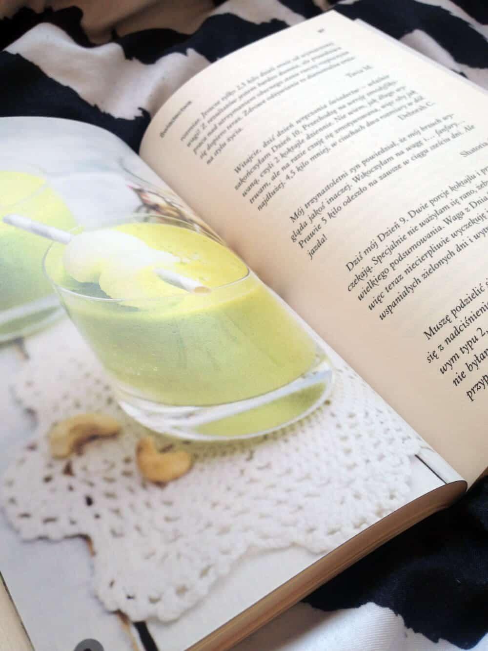 zielona dieta koktajlowa
