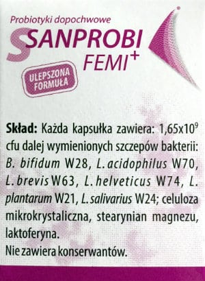 sklad sanprobi femi plus