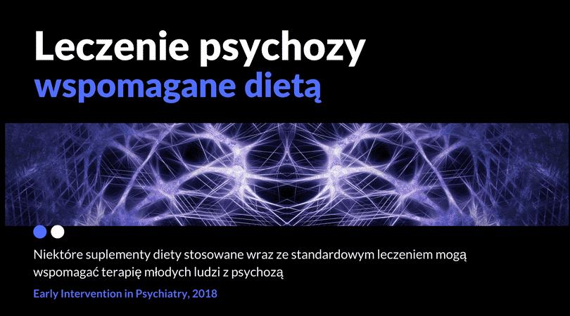 psychoza dieta