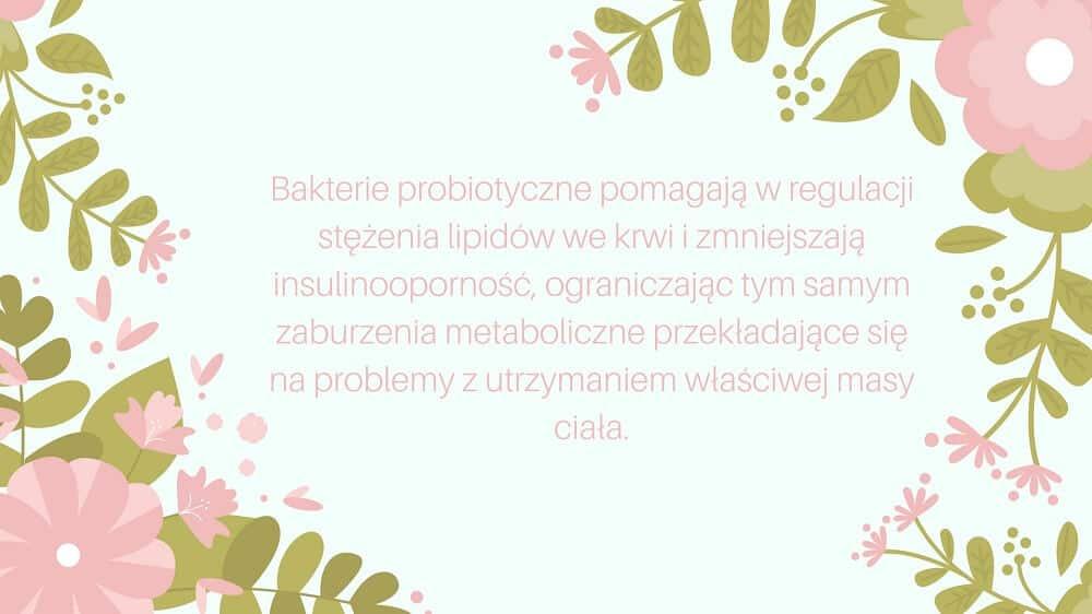 probiotyki na wiosnę