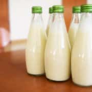 mleko a cholesterol