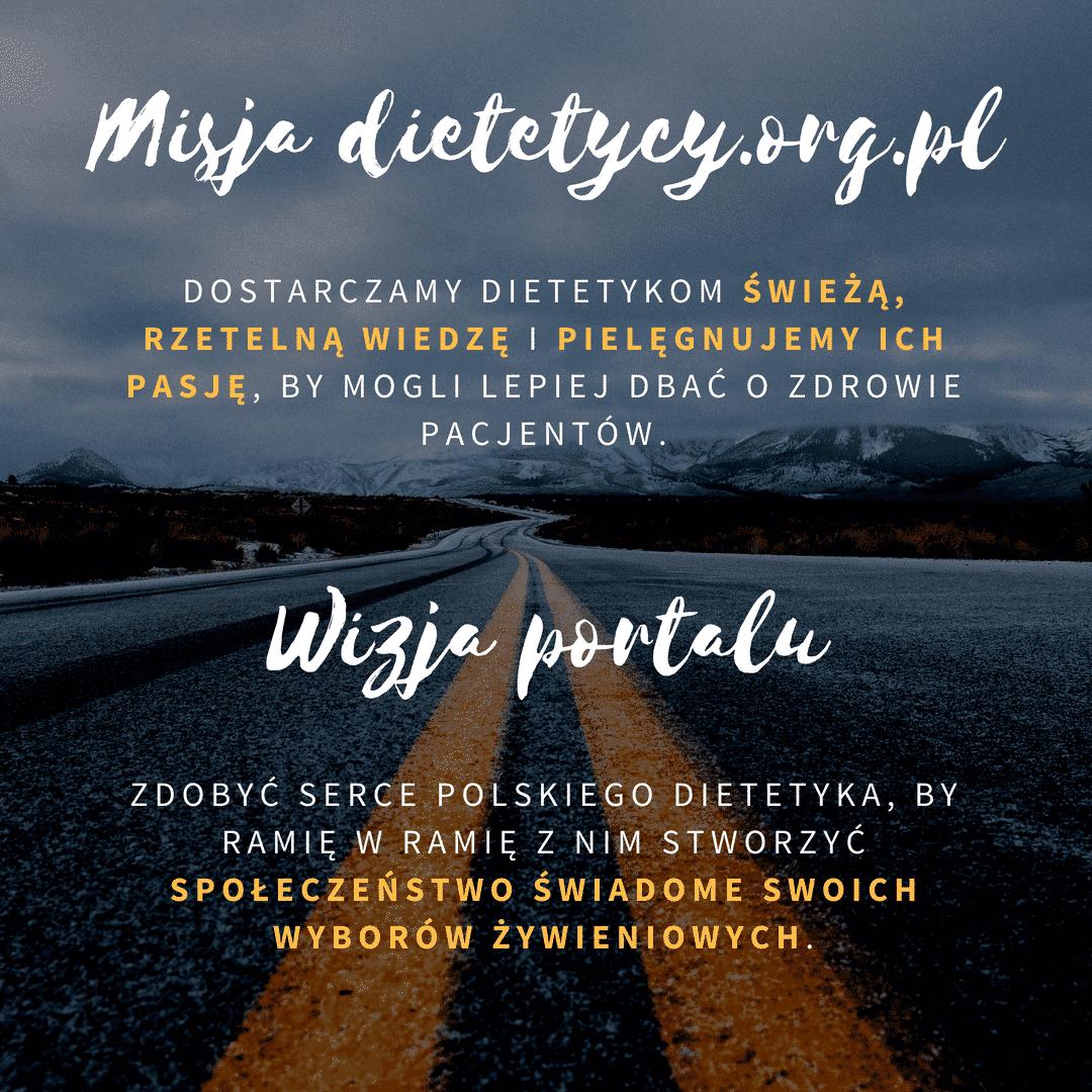 misja i wizja dietetycy.org.pl