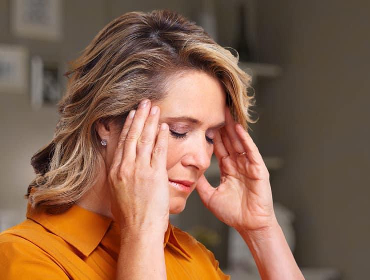 wpływ diety na ból głowy