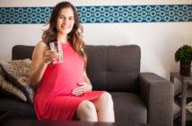 znaczenie płynów w ciąży