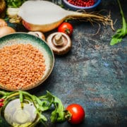 białko dla wegetarian