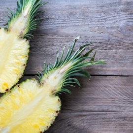 bromelaina - ananas