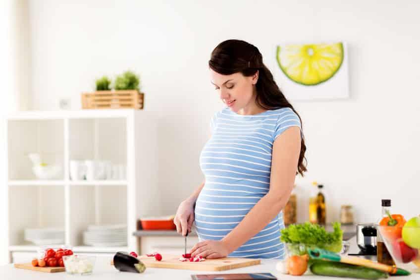 kluczowe składniki w czasie ciąży